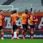 Galatasaray sahasında Hatay'ı rahat geçti!