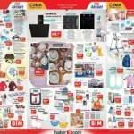 11 Aralık BİM aktüel kataloğu | Tekstil, elektronik, ısıtıcı, yemek takımı ve bebek ürünlerinde