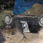 Niğde'de hafif ticari araçla otomobil çarpıştı: 2 yaralı