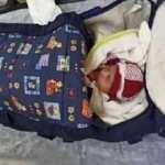 Osmaniye'de, apartman girişine terk edilmiş 1 aylık bebek bulundu