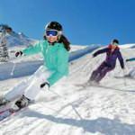 Rus ve Ukraynalı turistler kayak turizmi için rotasını Türkiye'ye çevirdi