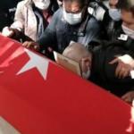 Şehit polis memuru Barış Göl, gözyaşlarıyla son yolculuğuna uğurlandı