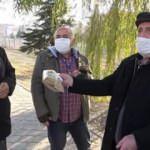 Toplu taşıma aracıyla 'bulgur' almaya gitti, 900 lira ceza yedi