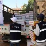 Türkiye'nin Sudan'a yardımları devam ediyor