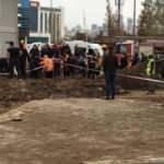 Ankara'da 2 işçi göçük altında kaldı