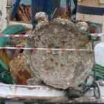 Bodrumlu balıkçıların ağına mayın takıldı