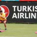 Galatasaray'da Falcao ve Saracchi müjdesi