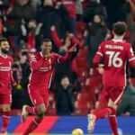 Liverpool'dan farklı galibiyet!
