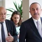 Türkiye ile Fransa arasında kritik görüşme!