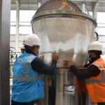 Türkiye'de ilk kez lityum karbonat üretimine başlandı