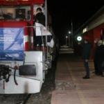 Türkiye'den Çin'e gidecek ilk blok ihracat treni Sivas'a ulaştı