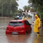 'Turuncu alarm' sonrası Antalya'dan ilginç görüntüler