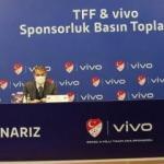 TFF ile Vivo arasında 2 yıllık anlaşma