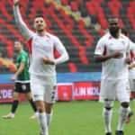 Müthiş maçta tur Gaziantep'in!