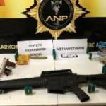Ağrı'da sokakta uyuşturucu satanlara operasyon: 14 tutuklama