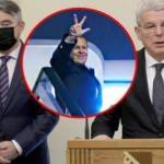 Bosna Hersek'te Lavrov'a hayatının şoku! Ülkeden ayrılırken skandal selam