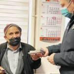 Cami tuvaletinde unutulan 20 bin lira, sahibine teslim edildi
