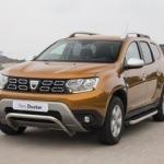 Dacia'dan yılın son ayına özel kampanyalar