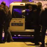 Denizli'de alçak saldırı! Türk bayrağını yakarken yakalandı