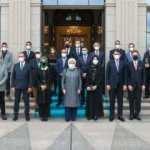 Emine Erdoğan, Yılın Basın Fotoğrafları Ödül Töreni'ne katıldı