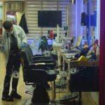 Güngören'de kuaförde tıraş olan kişiye silahlı saldırı