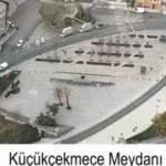İstanbul Valisi Yerlikaya, İstanbul'un boş kalan meydanlarını paylaştı