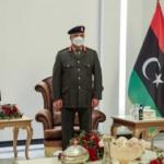 İtalya Başbakanı Conte Libya'da Halife Hafter ile görüştü