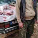 Kaçak yaban keçisi avlayan 2 kişiye 31 bin 236 TL para cezası kesildi