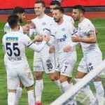 Kasımpaşa 5 golle tur atladı