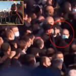 Ermenistan'da yas: Paşinyan arada kaldı! Silahlar şemsiyenin içinde
