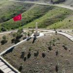 Osmanlı-Rus Savaşı'nın izlerinin durduğu Kop Dağı, turizme kazandırılacak