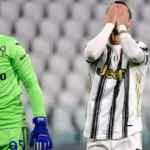 Ronaldo penaltıyı kaçırdı, Juventus takıldı!
