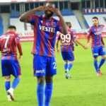 Trabzonspor'a övgü! 'Djaniny Yerim Senin'