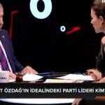 Ümit Özdağ: Ekrem İmamoğlu büyük terbiyesizlik yaptı
