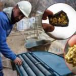 Erzurum'da 'altın' madeni bulundu!