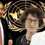 Guterres, Türk profesörleri böyle övdü: Bütün Almanlar onlarla gurur duymalı