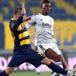 Beşiktaş Ankara'da tek attı 3 aldı