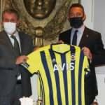 BBP Başkanı Mustafa Destici, Ali Koç'u ziyaret etti