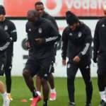 Beşiktaş'ta Ankaragücü maçının kadrosu belli oldu