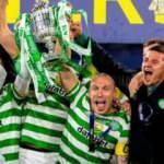 İskoçya Kupası'nın şampiyonu Celtic