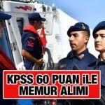 JGK KPSS 60 puan ile en az lise mezunu memur alım ilanı! Son başvuru tarihi ve şartlar