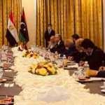 Mısırlı heyetten Libya'da ikinci görüşme