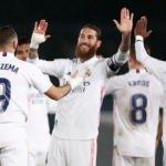 Real Madrid, ligde galibiyet serisine devam etti