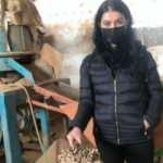 Sakaryalı kadın girişimci orman ürünlerini dönüştürerek yakıt elde ediyor!