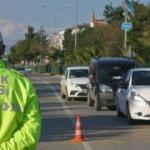 Samsun'da kısıtlamaya uymayan 439 kişiye 1 milyon TL ceza kesildi