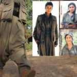 Tecavüze uğradıklarını söyleyen 5 kadın terörist infaz edildi