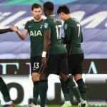 Tottenham, Lig Kupası'nda yarı finale çıktı