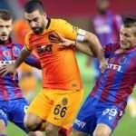 Galatasaray, Trabzon'da liderliğe yükseldi