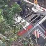Ülkeyi yasa boğan feci kaza: 40 ölü, 18 yaralı