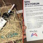 CHP'li belediye yılbaşı hediyesi olarak şarap ve çerez yolladı!